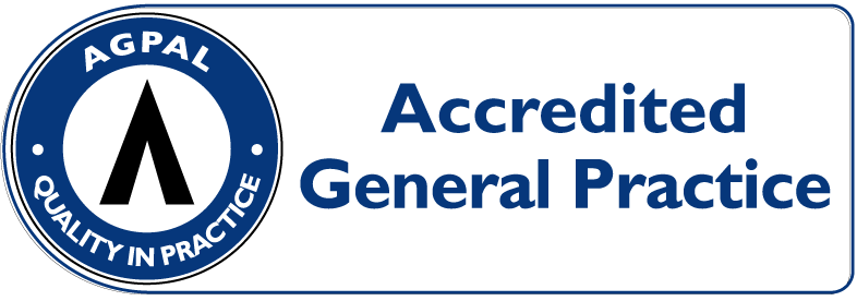 AGPAL Accreditation logo